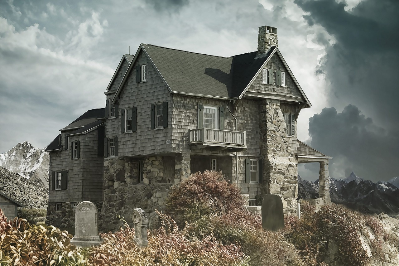 Spooktober Special: On Haunted Homes