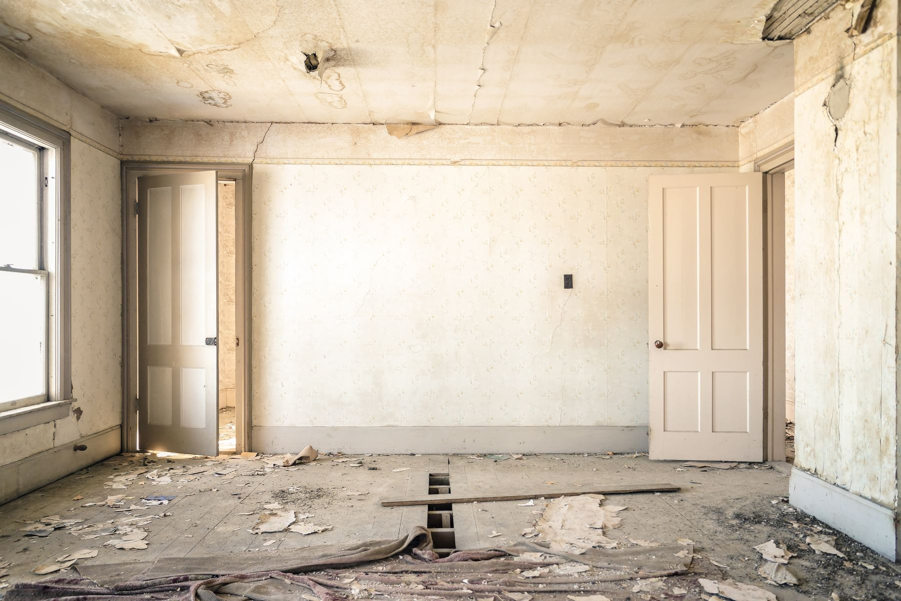 Three Nasty Surprises During Home Renovations