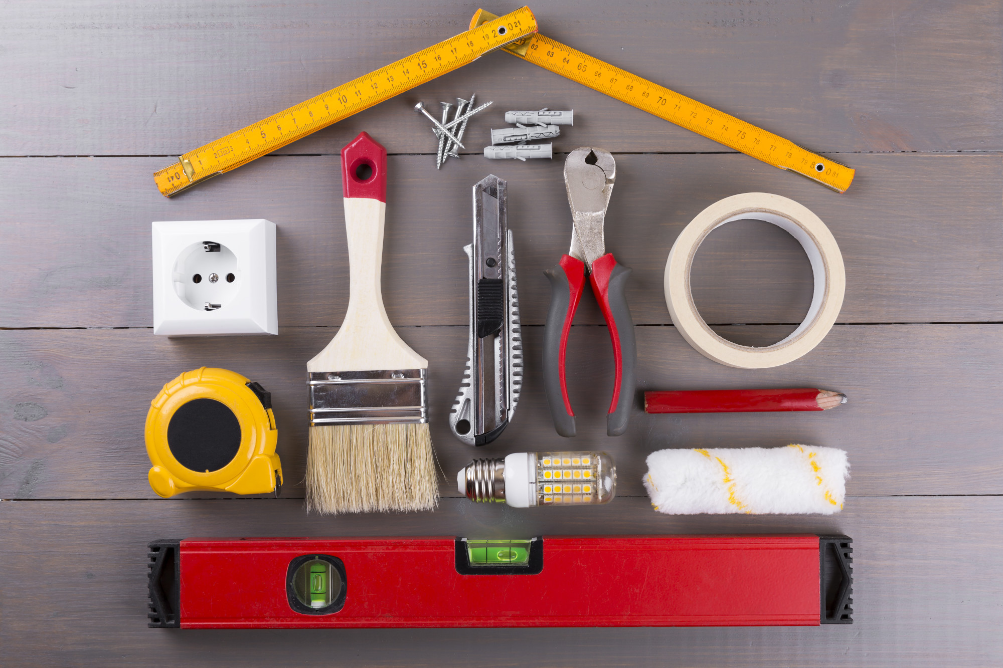 Homeowner's Plan for a Full Year Home Maintenance Schedule